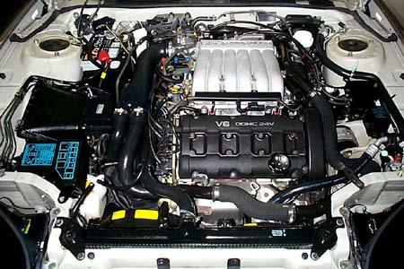 3000GT VR4 Stealth RT TT Production – Dodge Stealth Engine Diagram